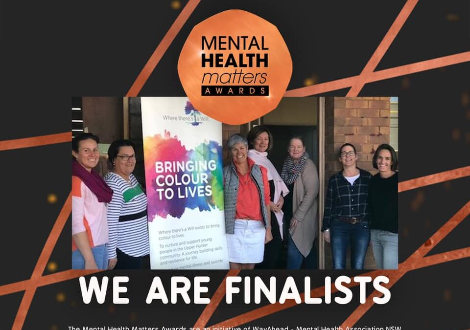Finalist – Mental Health Matters Community Initiative Award