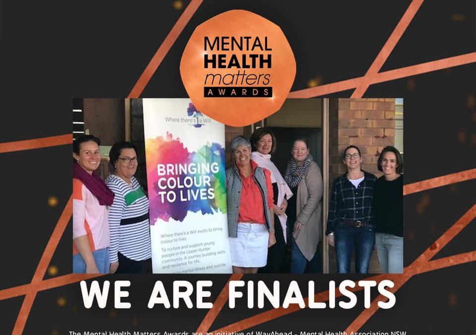 Finalist – Mental Health Matters Community Initiative Award